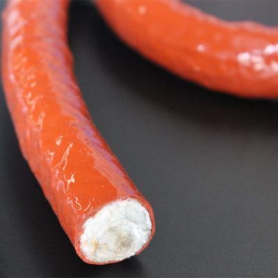 High-Temperature Silicone Fiberglass Rope Gasket