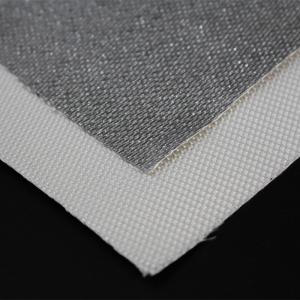 Aluminized High Temp Silica Fabric